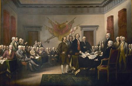 1776-declaració d'independència